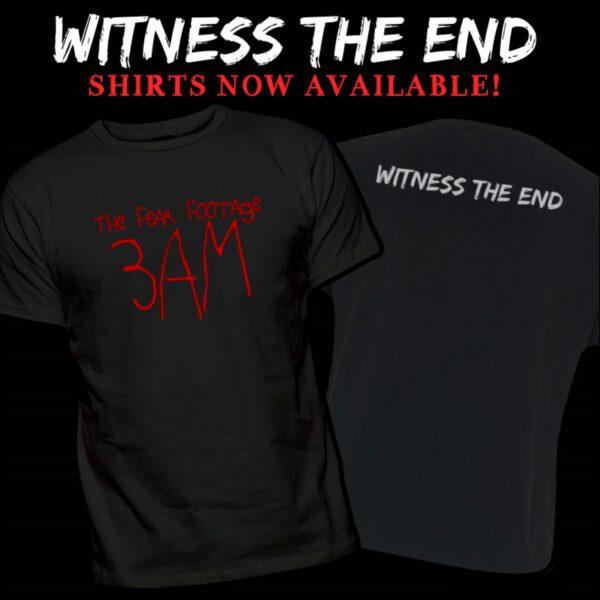 Fear Footage T-Shirt